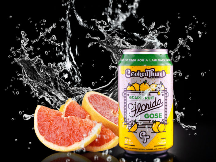 Crooked Thumb Grapefruit Gose